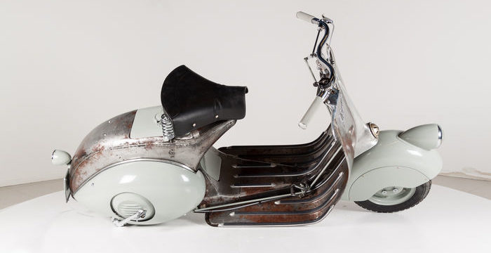 Oldest vespa in the world for sale