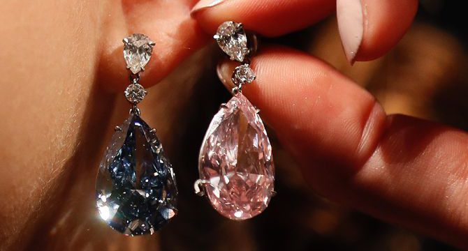 Most expensive earrings