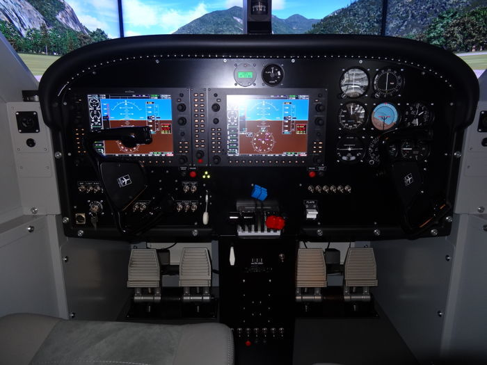 Professional Flight simulator for sale [estimated at $35,000] - Most