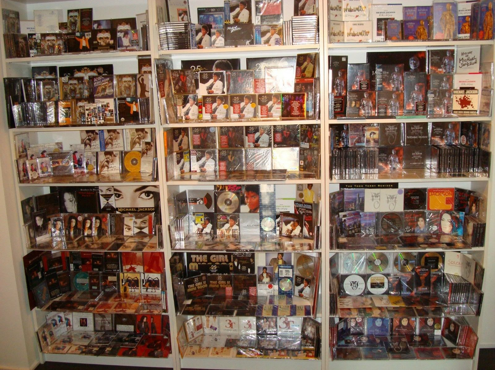 Michael Jackson Ultimate Collection: Most Expensive Collections You Can Buy On Ebay