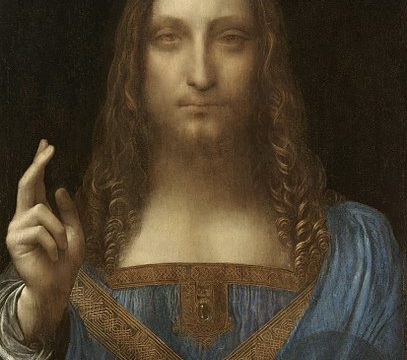 Attributed to Leonardo da Vinci, Salvator Mundi